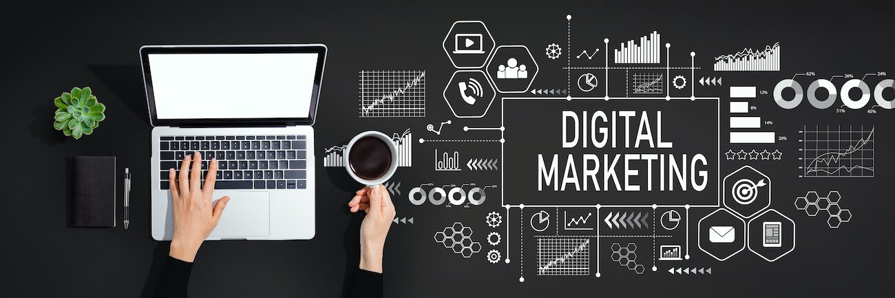 Digital Marketing From Home